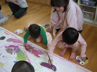 ワークショップ うみ・にじぐみ(5・4歳児)_c0197584_12111589.jpg