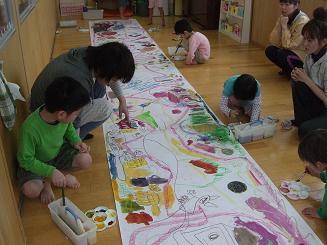 ワークショップ うみ・にじぐみ(5・4歳児)_c0197584_12113038.jpg