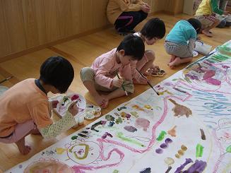 ワークショップ うみ・にじぐみ(5・4歳児)_c0197584_12114997.jpg