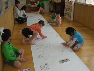 ワークショップ うみ・にじぐみ(5・4歳児)_c0197584_1284118.jpg