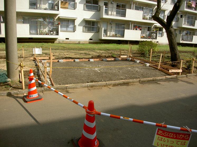 国立富士見台第二・第三団地 進捗状況-3_b0172896_1837523.jpg