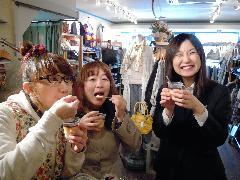 【★OVERLAY二周年パーティー★】_c0166624_1965389.jpg