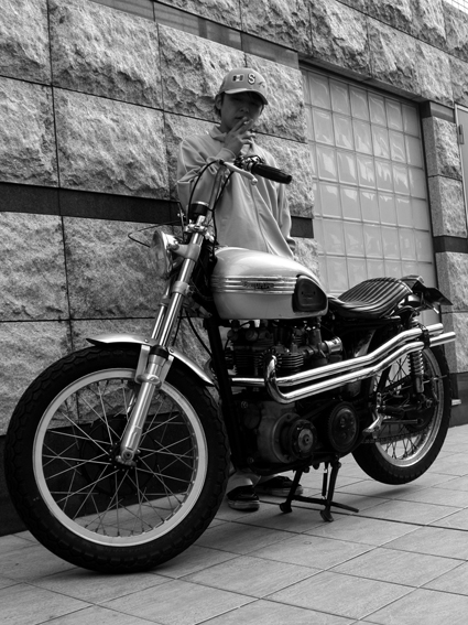 5COLORS 『なんでそのバイクに乗ってんの?』 #17_f0203027_003283.jpg