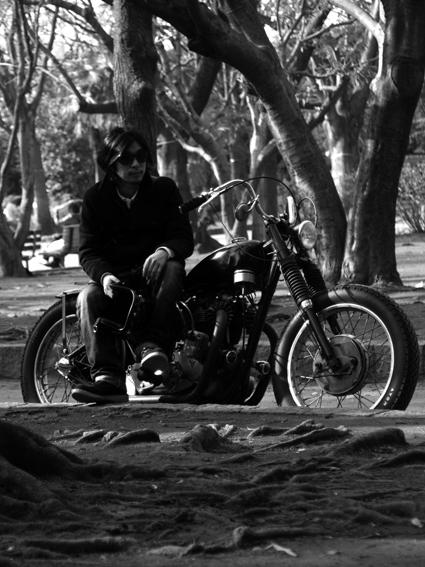 5COLORS 『なんでそのバイクに乗ってんの?』 #17_f0203027_01081.jpg