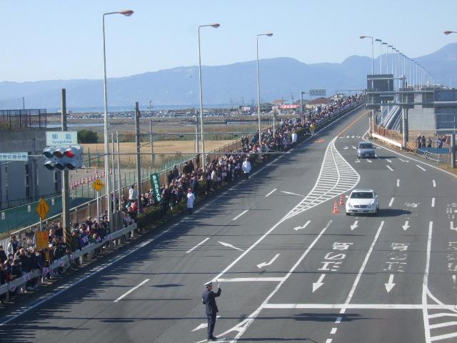湘南大橋開通.....3月28日_b0137932_13554479.jpg
