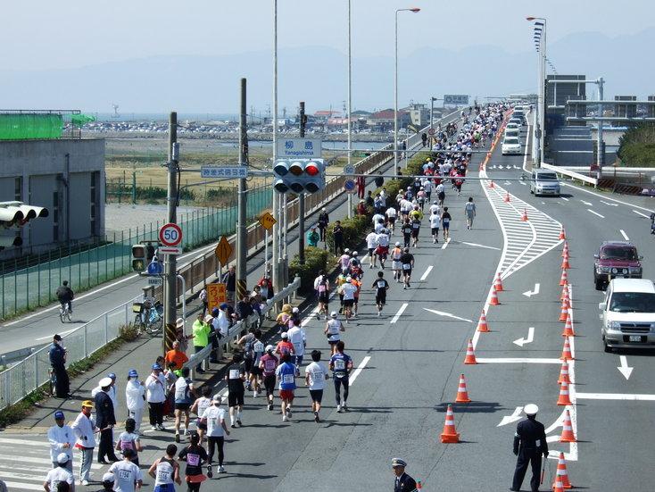 湘南大橋開通.....3月28日_b0137932_13574041.jpg