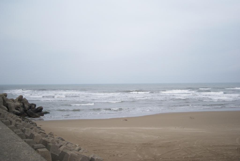 今日の海_c0132732_10403365.jpg