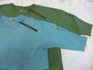 ORGANIC & BAMBOO 七分袖Tシャツ_d0108933_15493311.jpg