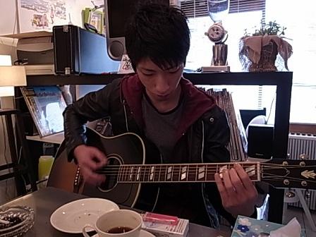 ダブルギタリスト UEHARA GUITAR_c0217853_23263337.jpg