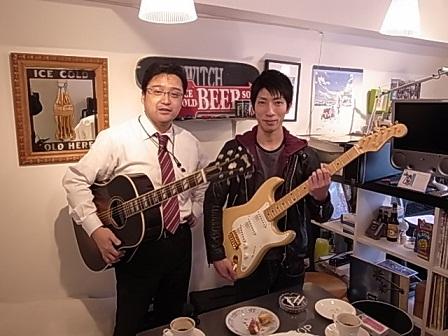 ダブルギタリスト UEHARA GUITAR_c0217853_23265362.jpg