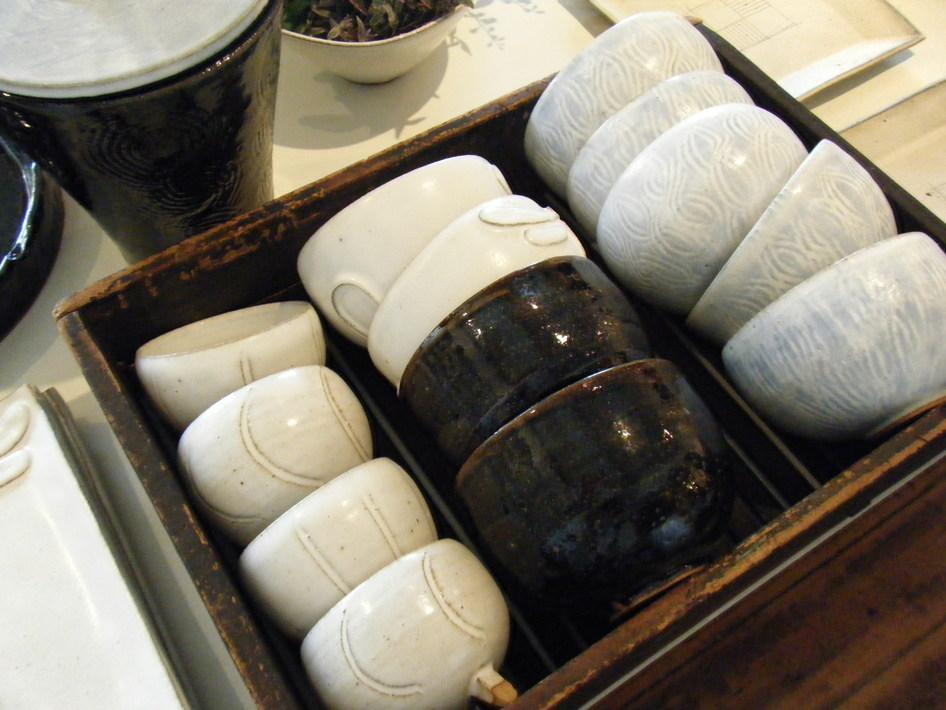 茶ガールの休日 展示風景_e0142956_18383822.jpg