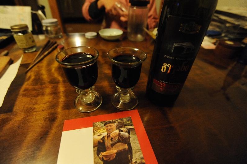 グルジアワイン@お取り寄せ_d0056382_9203364.jpg