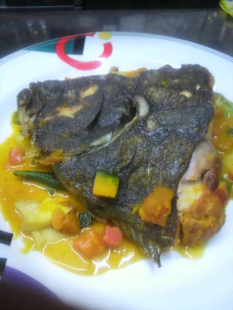 スペシャルお魚料理_e0183396_149470.jpg