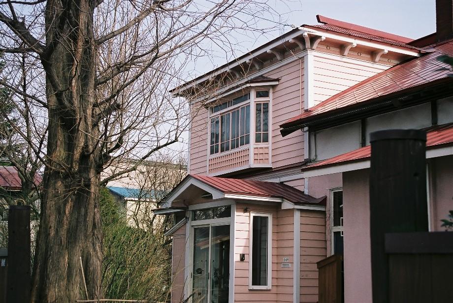 吉川町の豪奢な和洋折衷住宅_a0158797_23392310.jpg