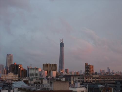 スカイツリー…日本一の高さに_c0173978_17521866.jpg