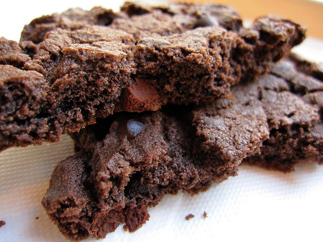 Wリッチチョコレートソフトクッキー@セルフリッチカフェ赤羽_b0167979_9424746.jpg