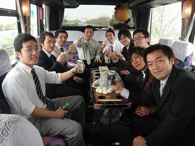 「大五郎&あゆみさん」結婚おめでとう!_b0092684_15431596.jpg