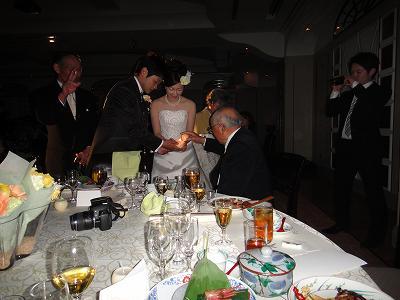 「大五郎&あゆみさん」結婚おめでとう!_b0092684_15472037.jpg