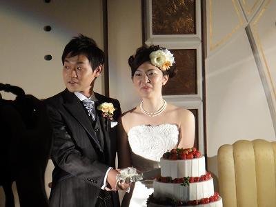 「大五郎&あゆみさん」結婚おめでとう!_b0092684_15475654.jpg