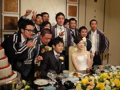 「大五郎&あゆみさん」結婚おめでとう!_b0092684_15525788.jpg