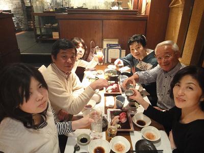 「大五郎&あゆみさん」結婚おめでとう!_b0092684_15571130.jpg