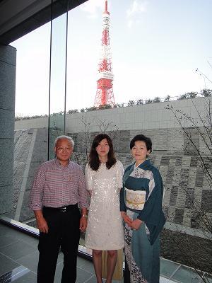 「大五郎&あゆみさん」結婚おめでとう!_b0092684_16235293.jpg