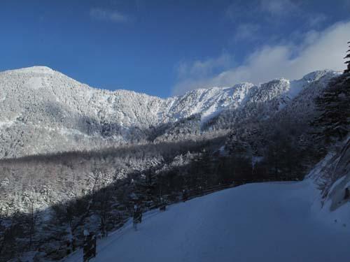 雪景色の池ノ平湿原_e0120896_1185757.jpg