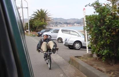 変な自転車_e0077899_7403468.jpg
