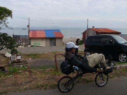 変な自転車_e0077899_7405482.jpg