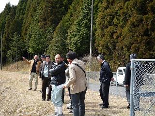 十津川村から視察に来られました。_f0060500_1931259.jpg