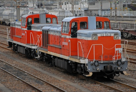 ちなみに今回の写真には登場していませんが、KE65 5号機も国鉄出身で... 臨海放浪記 ~国鉄
