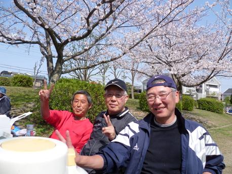 油山恒例 花見の宴 2010_c0067645_17521838.jpg