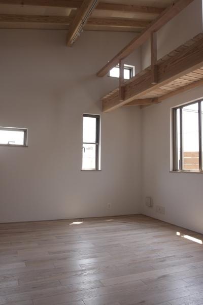 「鶴ヶ島の家」 2階、子供部屋_f0230666_151194.jpg