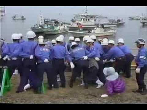 祝島との漁業交渉最後的に決裂  上関原発の断念迫られる  嘘がばれた県と中電  長周新聞_c0139575_0484957.jpg