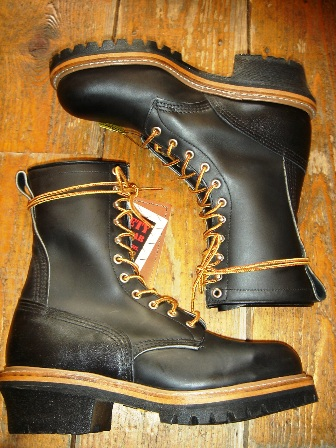 """RED WING \""""PT99\"""" Logger BOOTS_c0146178_12101729.jpg"""