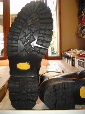 """RED WING \""""PT99\"""" Logger BOOTS_c0146178_1212475.jpg"""