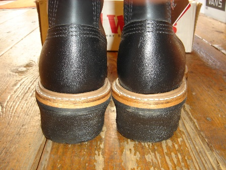 """RED WING \""""PT99\"""" Logger BOOTS_c0146178_1212941.jpg"""