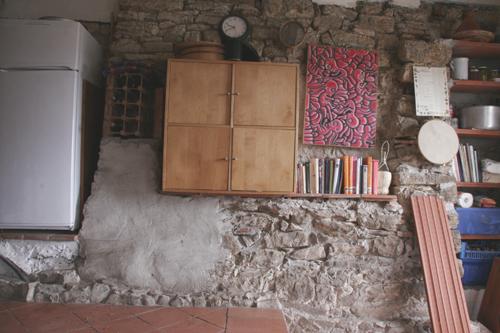 ニタモノドウシ~キッチンの棚作り_f0106597_211758.jpg