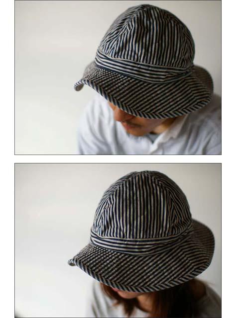 orslow[オアスロウ] US NAVY HAT 10oz ジンバブエ cotton HICKORY _f0051306_2494989.jpg
