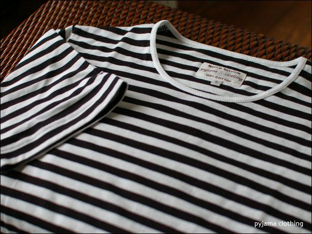 pyjama clothing [ピジャマクロージング] S/S CREW NECK ST [7936] _f0051306_253638.jpg