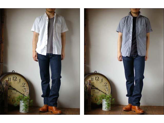 pyjama clothing [ピジャマクロージング] S/S CREW NECK [7935] _f0051306_25841.jpg