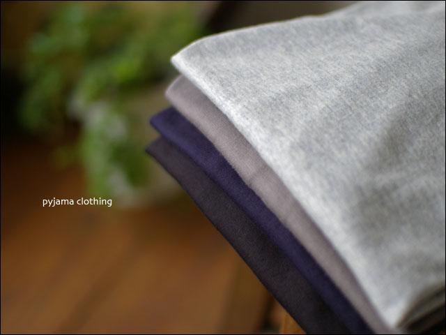 pyjama clothing [ピジャマクロージング] S/S U-NECK [7951] _f0051306_2591367.jpg