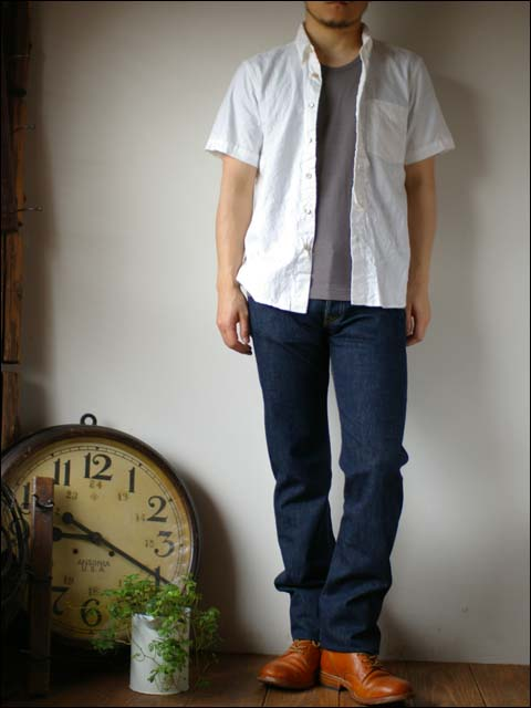 pyjama clothing [ピジャマクロージング] S/S U-NECK [7951] _f0051306_259317.jpg