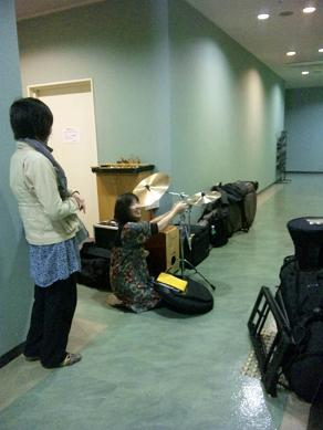 THE TOMOMI AZUMA TRIOリハーサルでした!!!_f0042307_119477.jpg