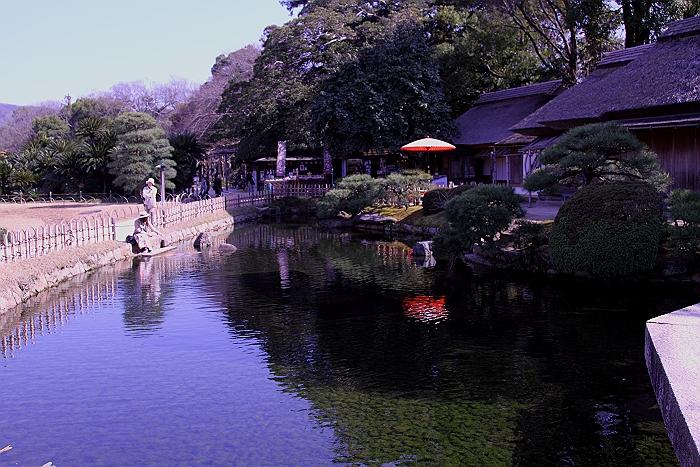 """""""日本三名園-岡山後楽園-""""_a0140608_8355353.jpg"""