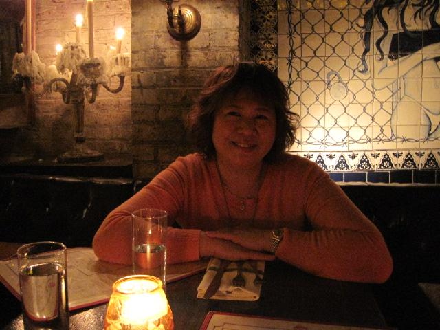 ニューヨークの人気レストラン La Esquina_e0131324_7294894.jpg