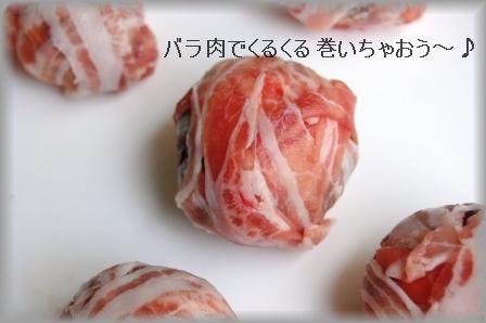 海老とシイタケの豚ころりん+おまけレシピ付き^^_d0104926_2523274.jpg