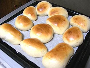 豆乳まるパン…玄米工房さんの北海道産強力粉「春よ恋」♪_e0125731_544780.jpg