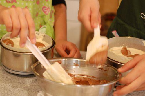 マーブルチョコチーズケーキ編_f0224567_12515014.jpg