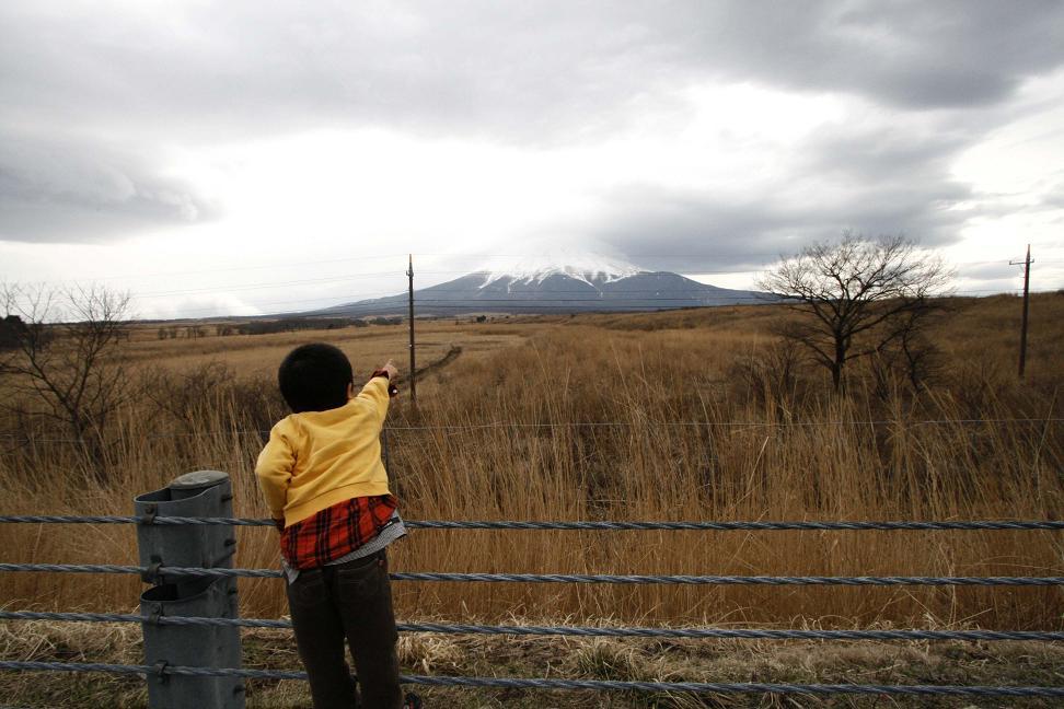だいり 「富士山スゲ~!登りたい!」_a0107574_20263254.jpg